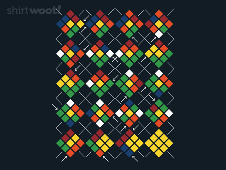 Woot!: Rubix Clues Argyle