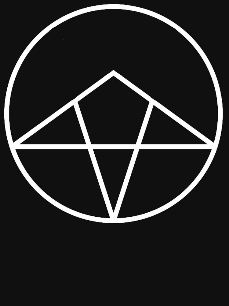 RedBubble: Oh, Sleeper - Broken Pentagram