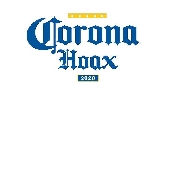 RedBubble: Corona Hoax