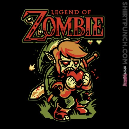 ShirtPunch: Legend of Zombie