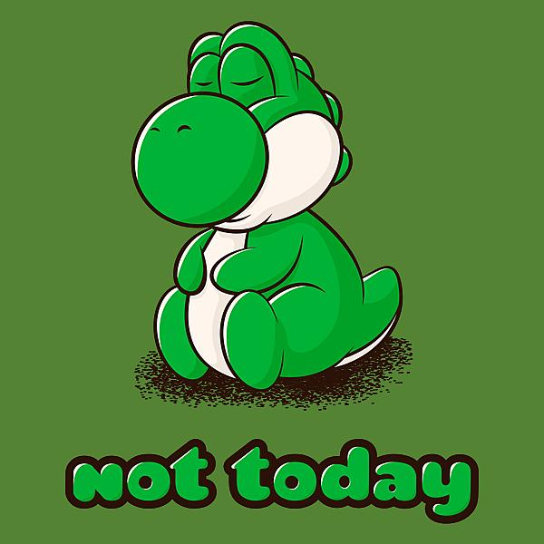NeatoShop: Not today Yoshi