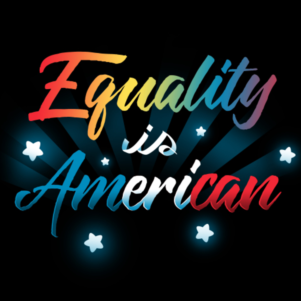 TeeTurtle: Equality is American