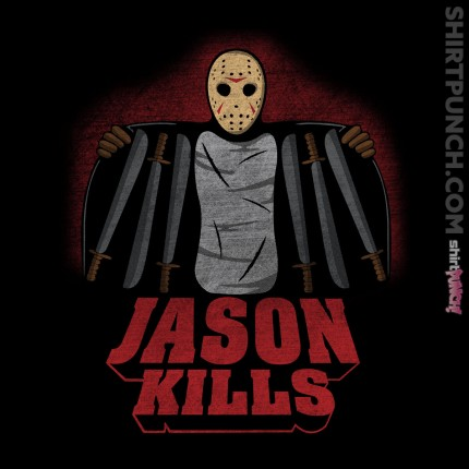 ShirtPunch: Jason Kills