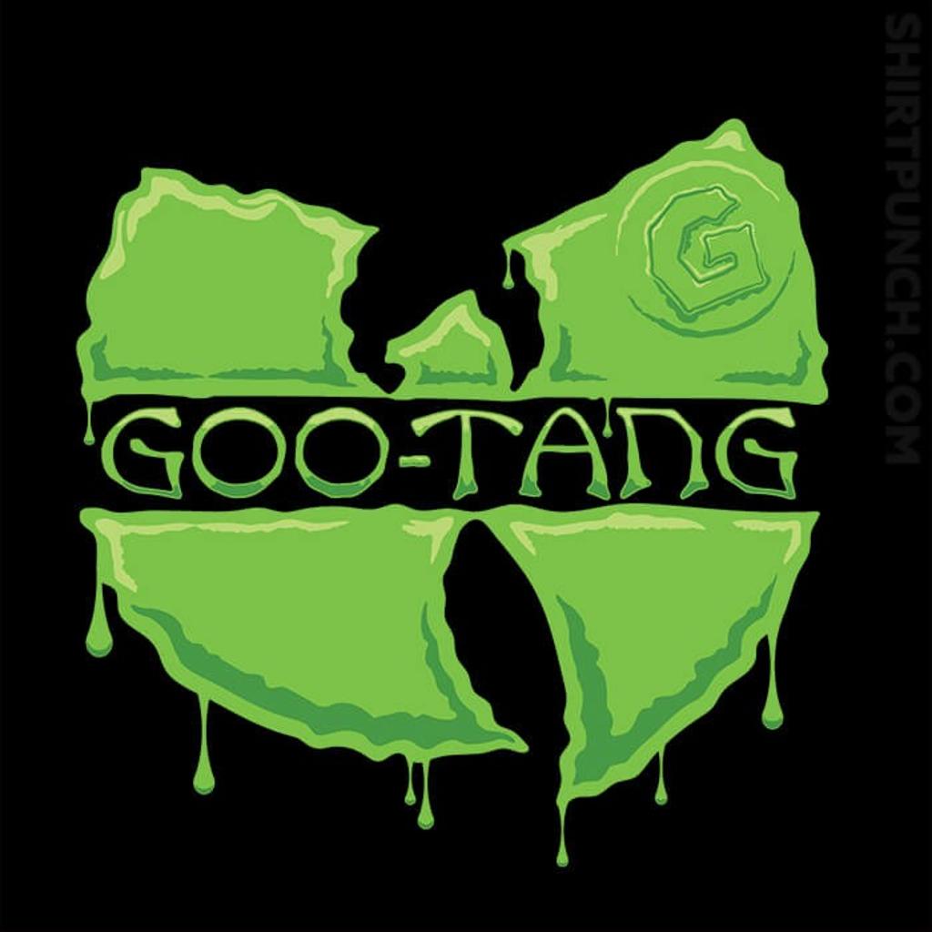ShirtPunch: Goo-Tang