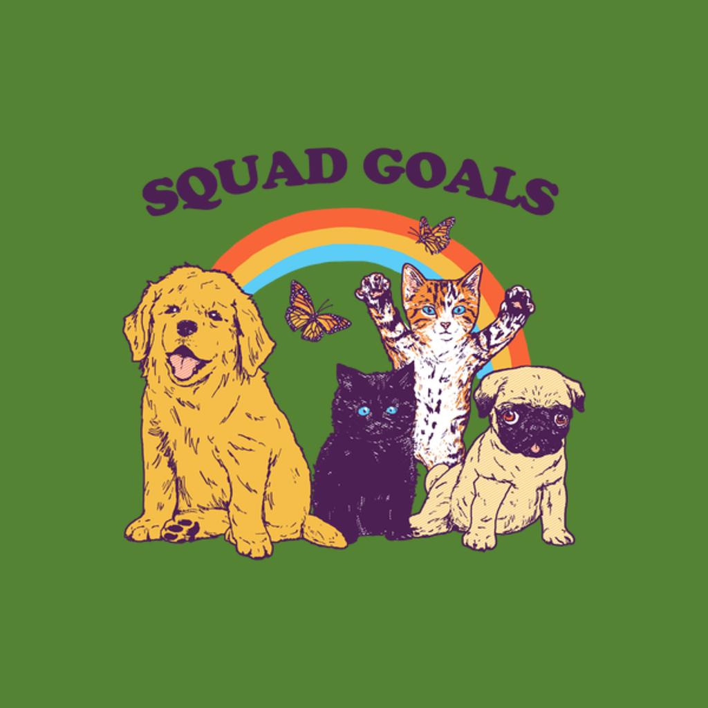 NeatoShop: Squad Goals