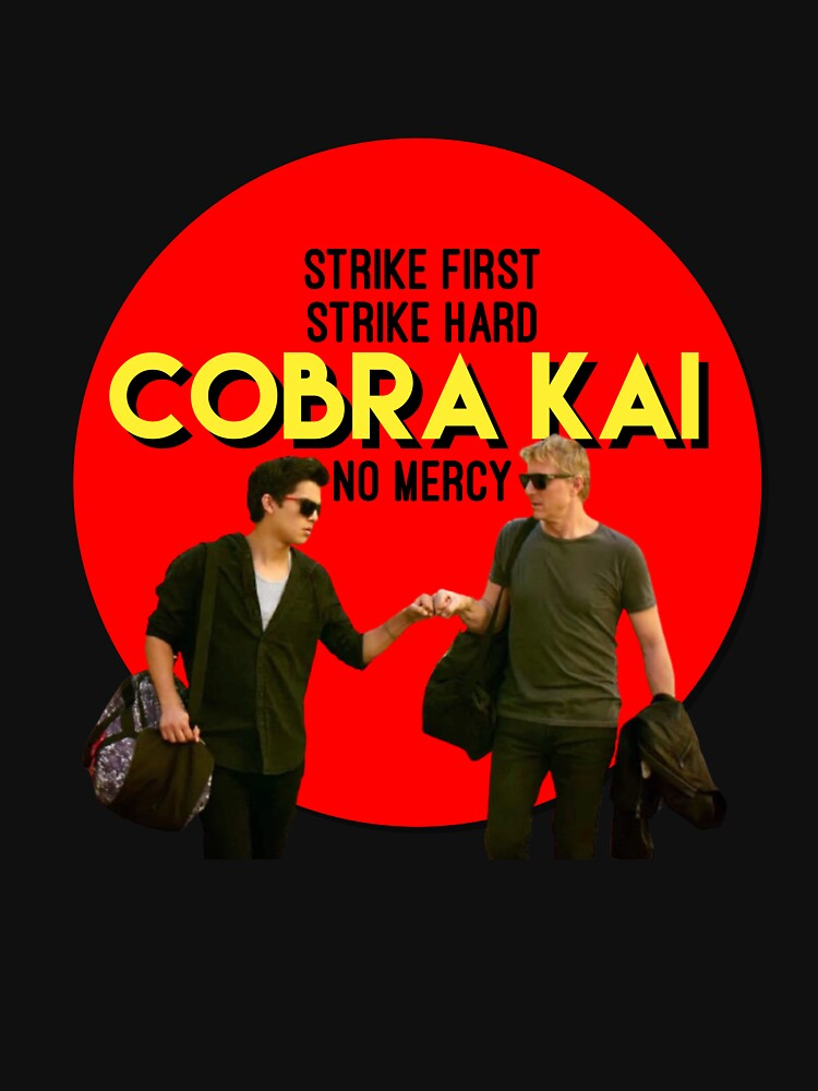 RedBubble: Johnny over Daniel all day long, cobra kai