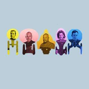 BustedTees: The Captains
