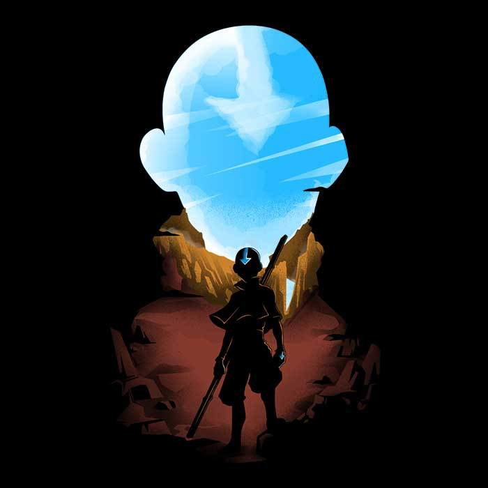 Once Upon a Tee: Master of Elements