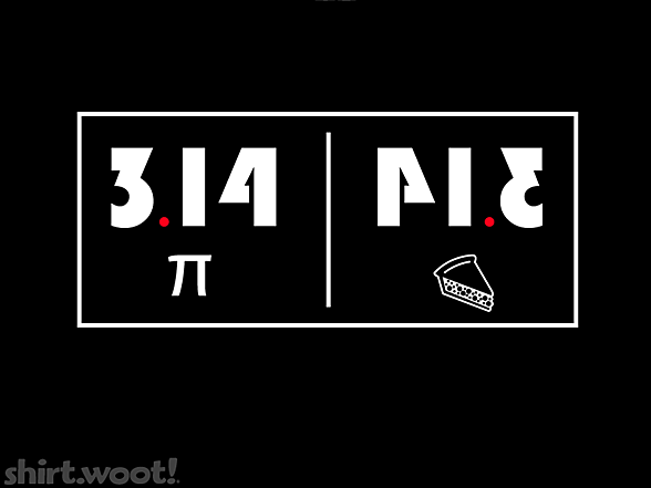 Woot!: Reflections on Pi