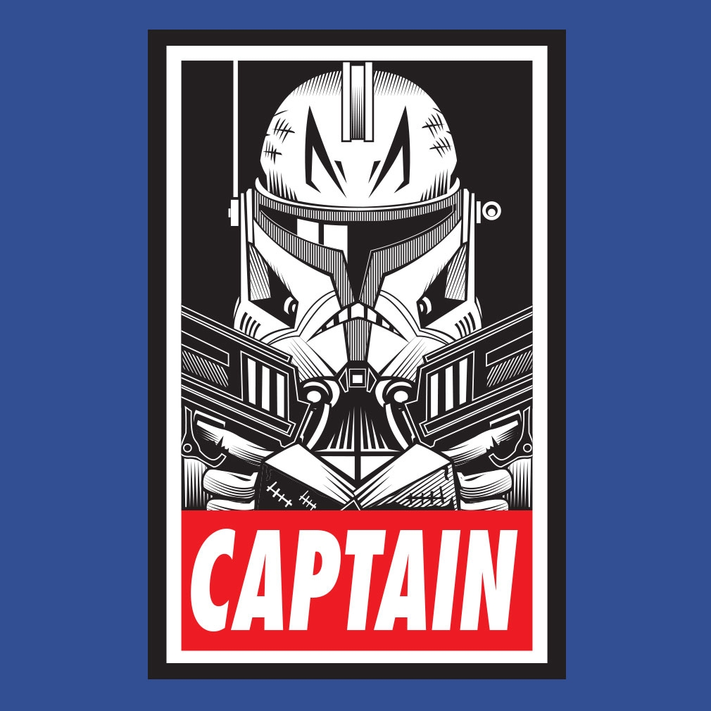 TeeTournament: CAPTAIN REX