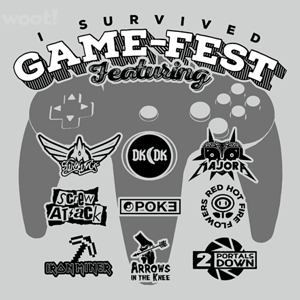 Woot!: Game-Fest