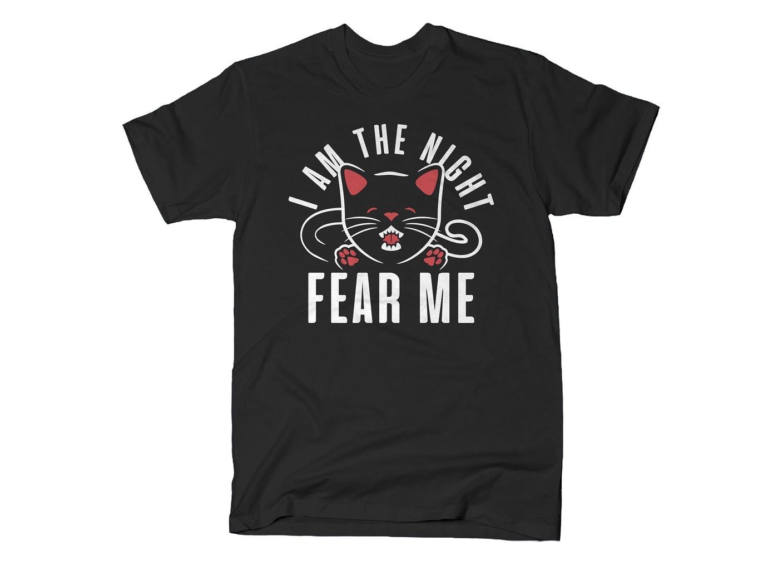 SnorgTees: I Am The Night Fear Me