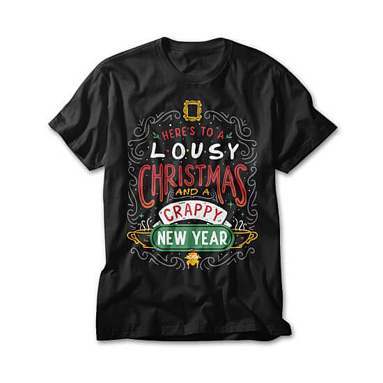 OtherTees: Lousy Christmas