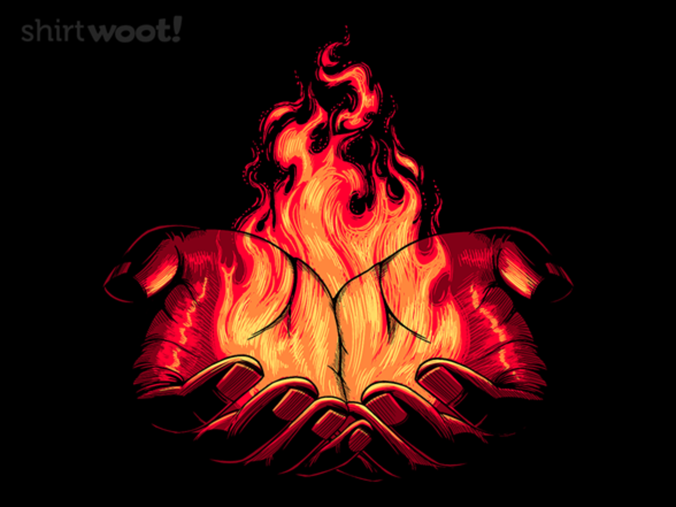 Woot!: The Gift of Fire