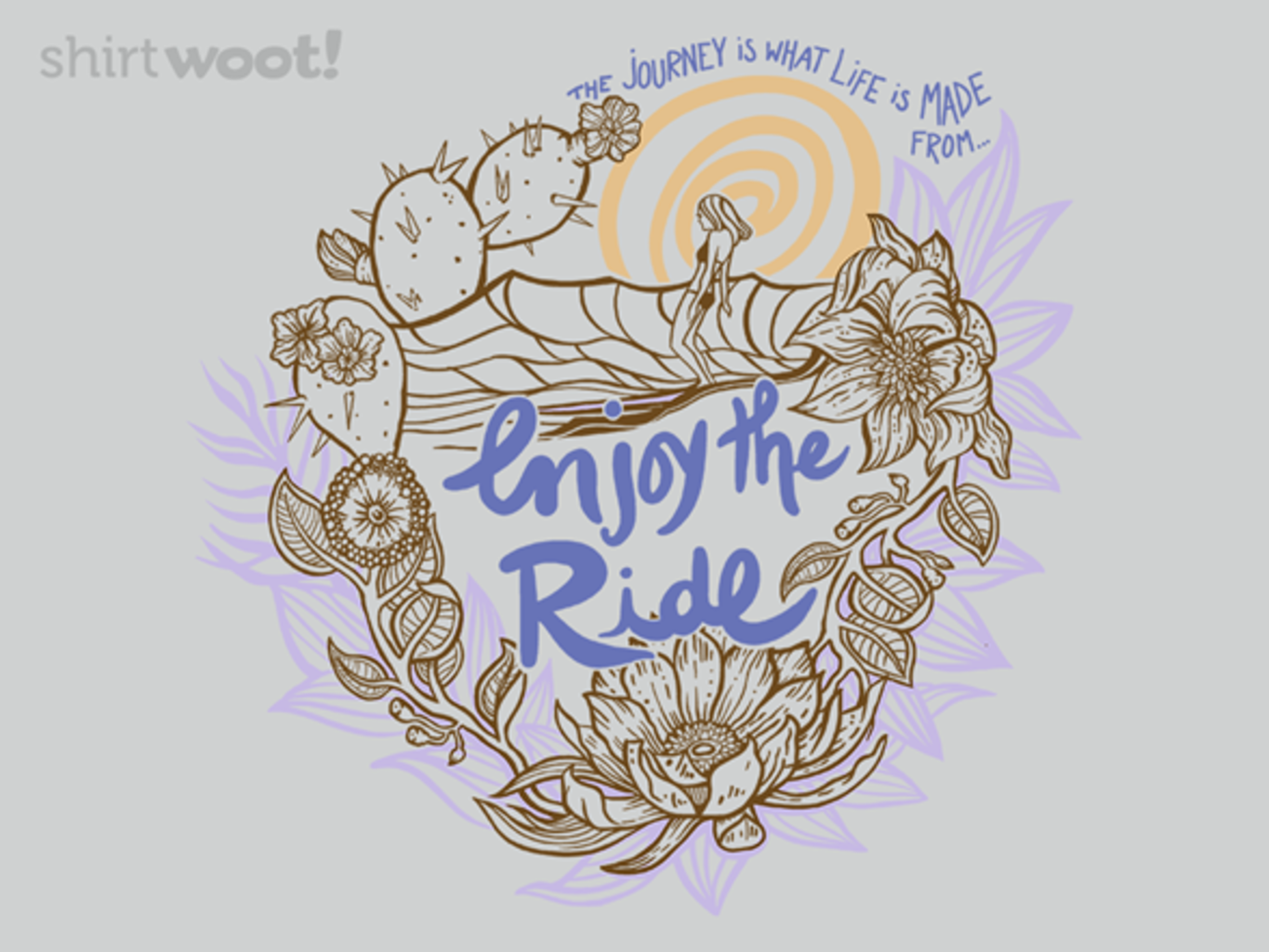 Woot!: Enjoy the Ride - $15.00 + Free shipping