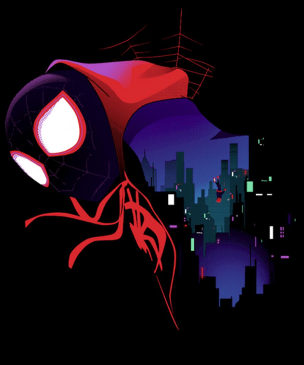Qwertee: Spider-Miles