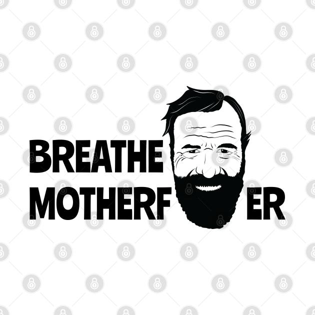 TeePublic: Funny Wim Hof Breathe M