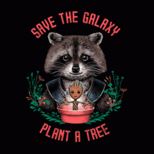 BustedTees: Plant A Tree