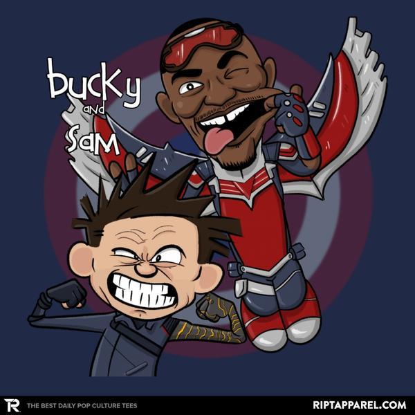 Ript: Bucky & Sam