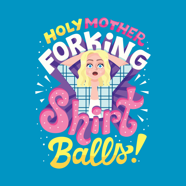 TeePublic: Shirt Balls