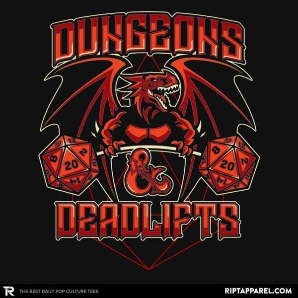 Ript: Dungeons & Deadlifts