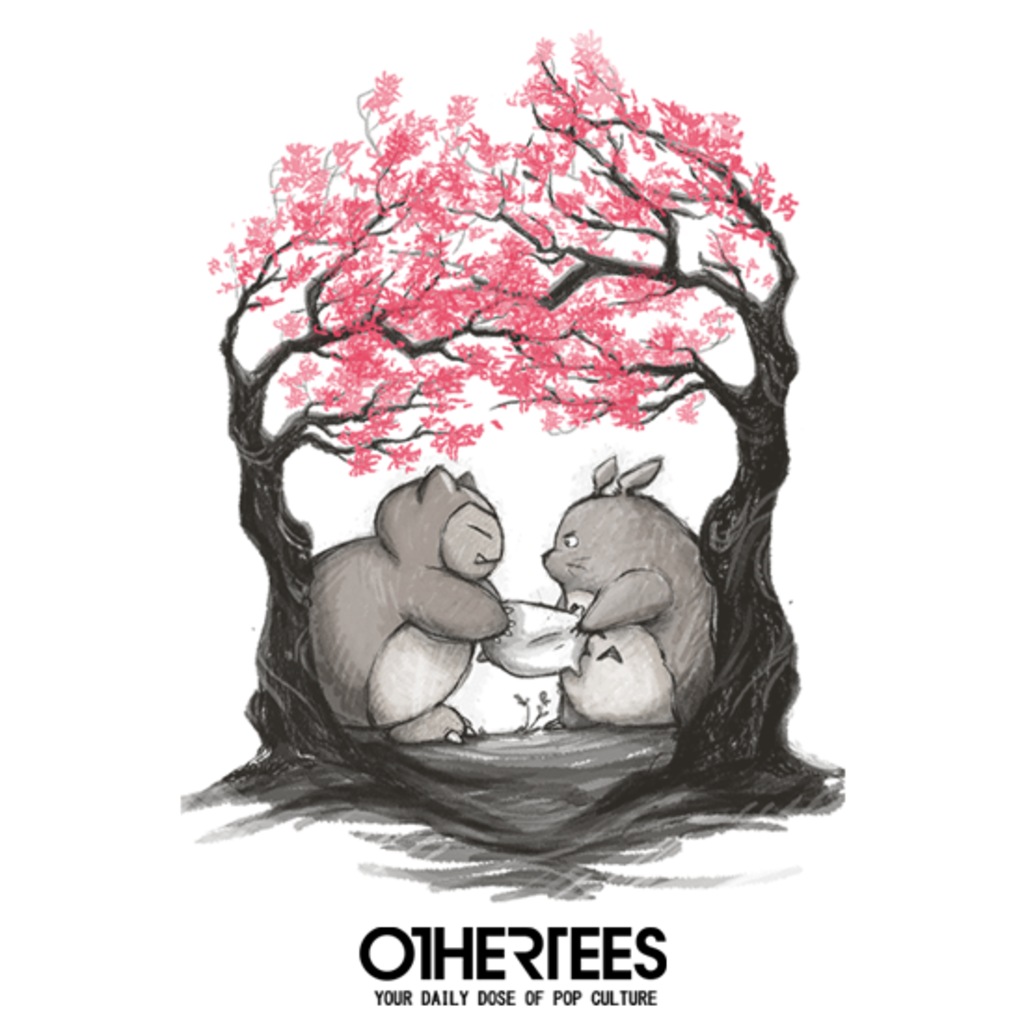 OtherTees: Ultimate Pillow Fight