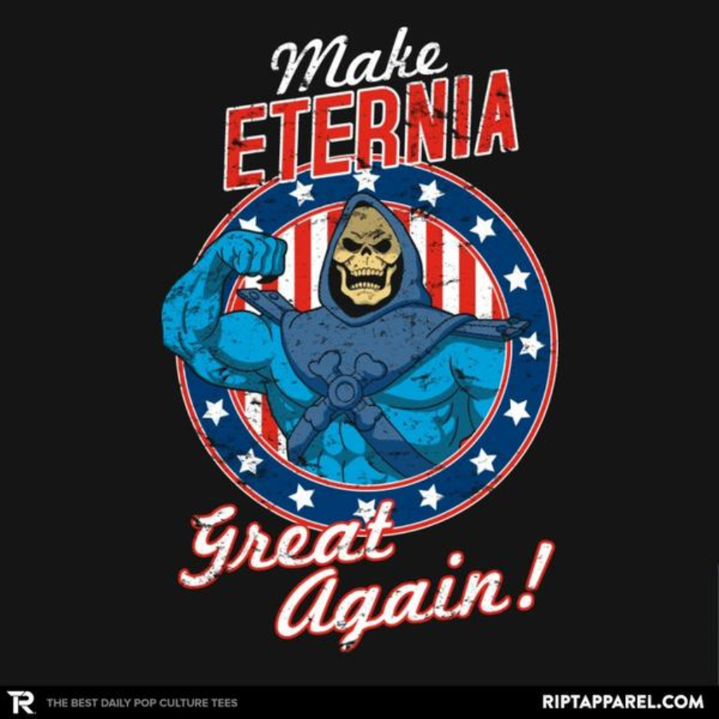 Ript: MAKE ETERNIA GREAT AGAIN