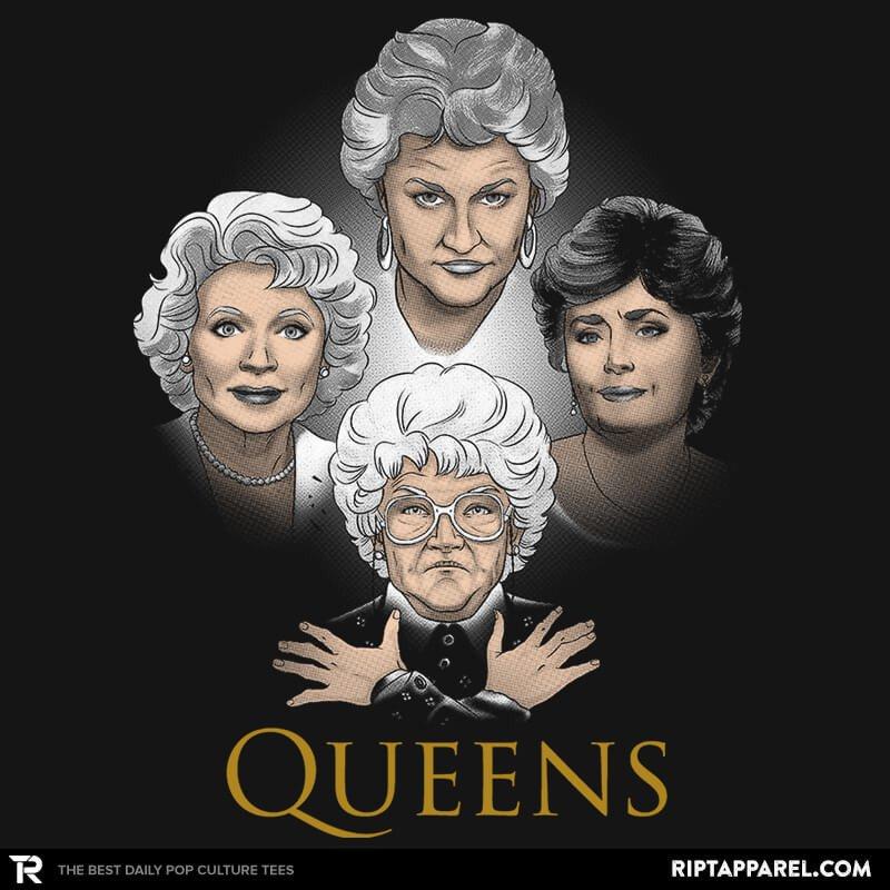 Ript: Golden Queens