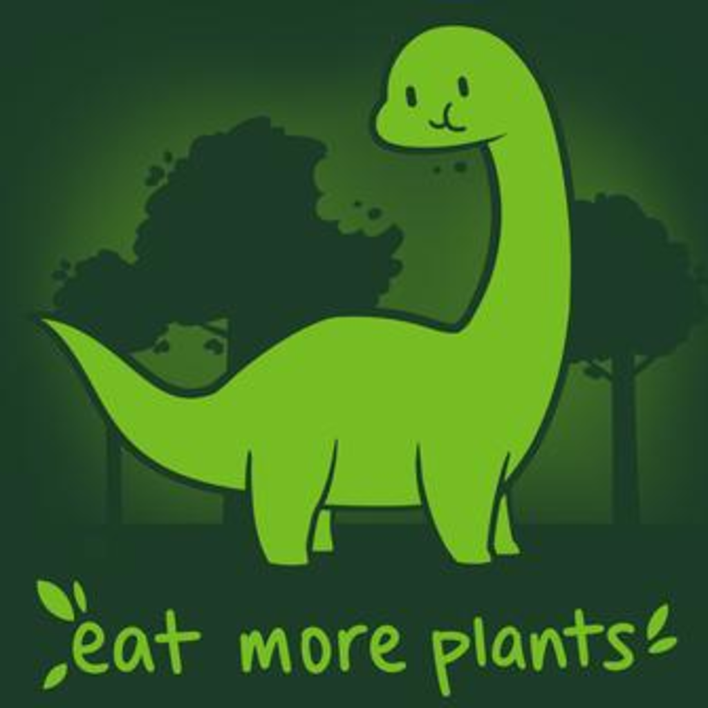 TeeTurtle: Eat More Plants