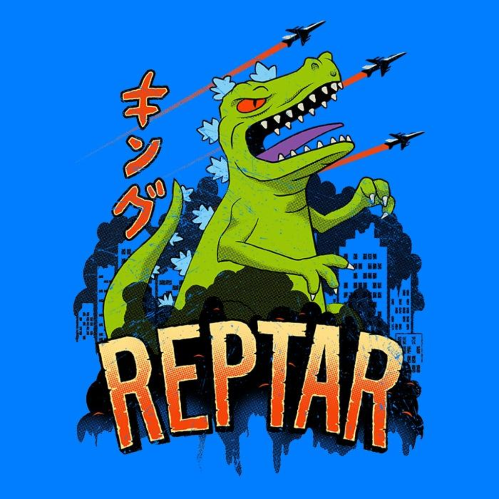Once Upon a Tee: Reptar