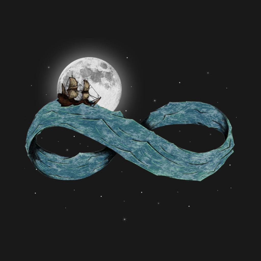 TeePublic: Infinite trip
