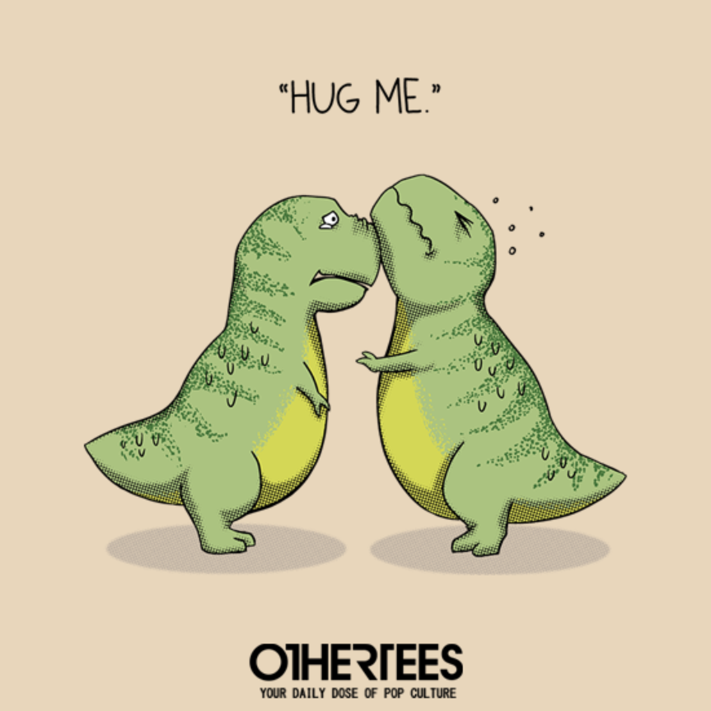 OtherTees: Hug Me