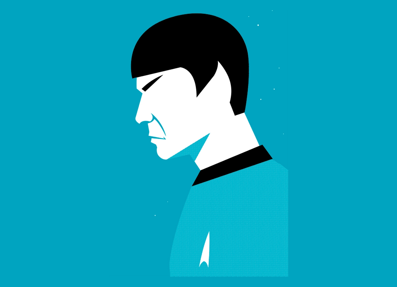 Threadless: Mr. Spock II