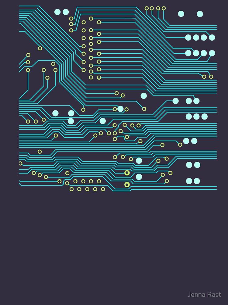 RedBubble: Dark Circuit Board