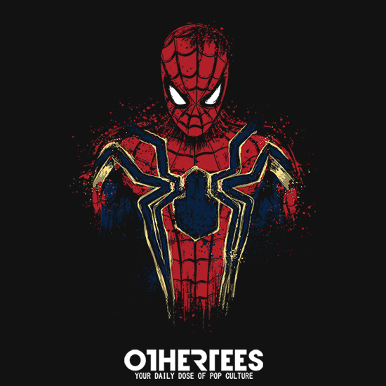 OtherTees: Infinity Spider