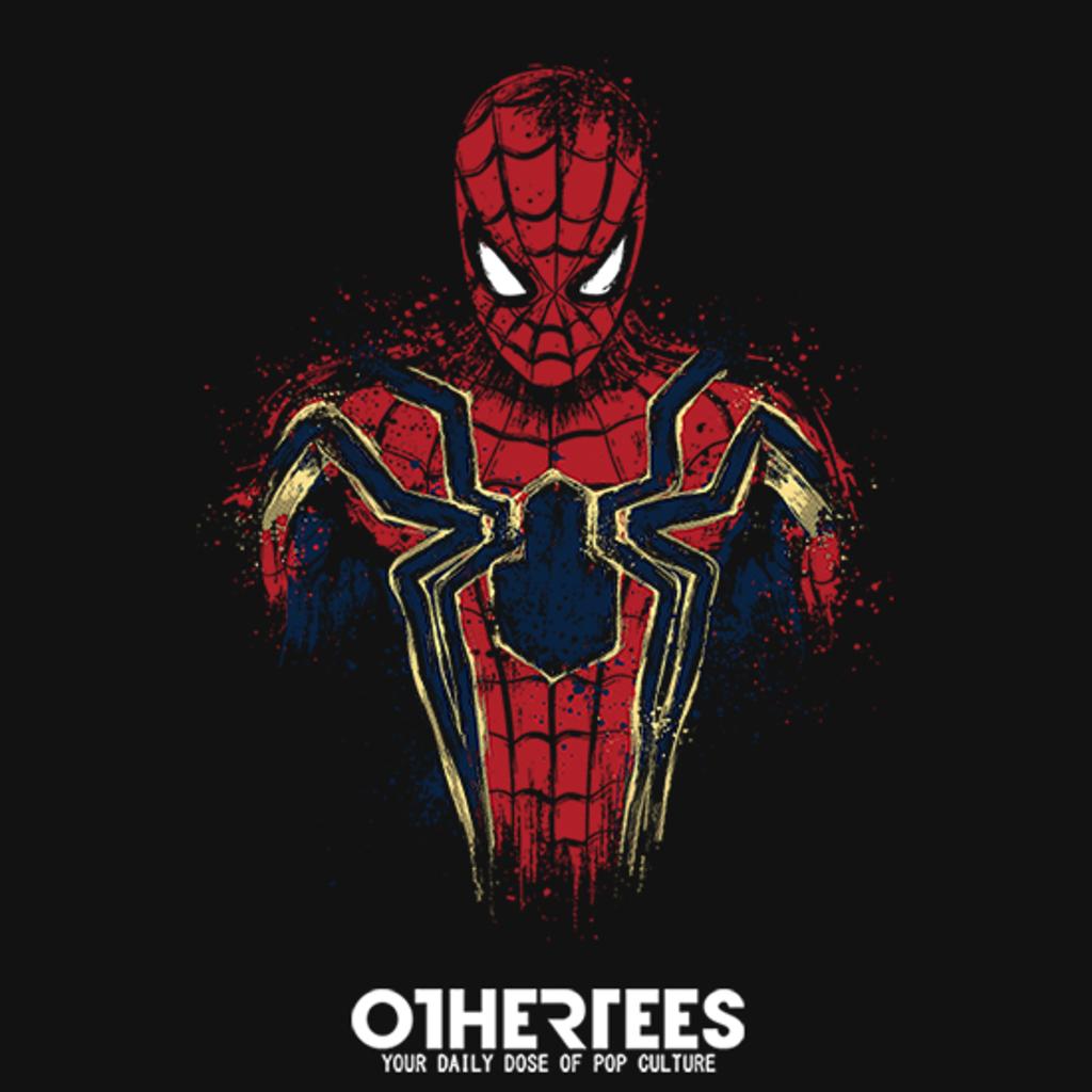 OtherTees: Infinity Spider