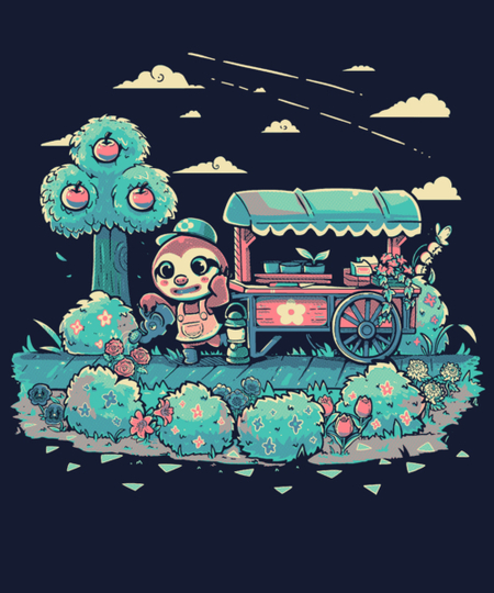 Qwertee: Caring For Nature