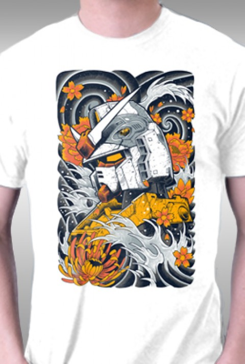 TeeFury: Mecha Ink