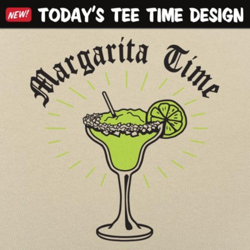 6 Dollar Shirts: Margarita Time
