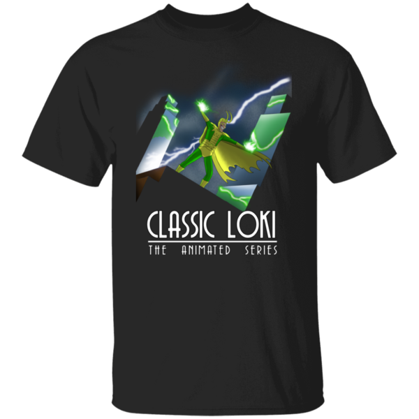 Pop-Up Tee: The Classic