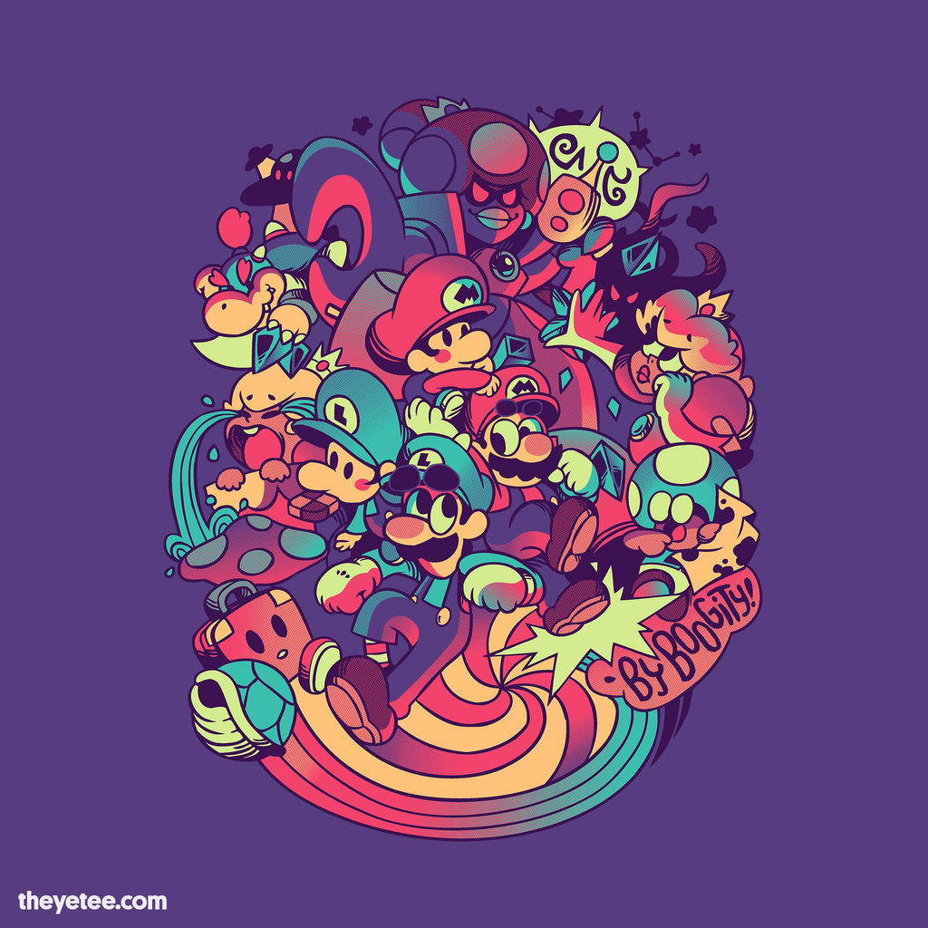 The Yetee: Time Brothers