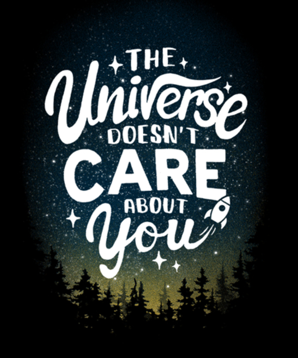 Qwertee: The universe...
