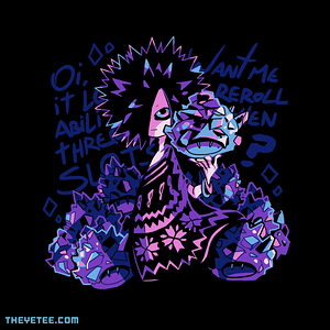 The Yetee: Reroll