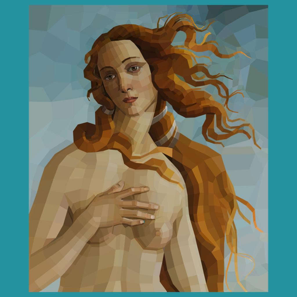 NeatoShop: Venus after Botticelli