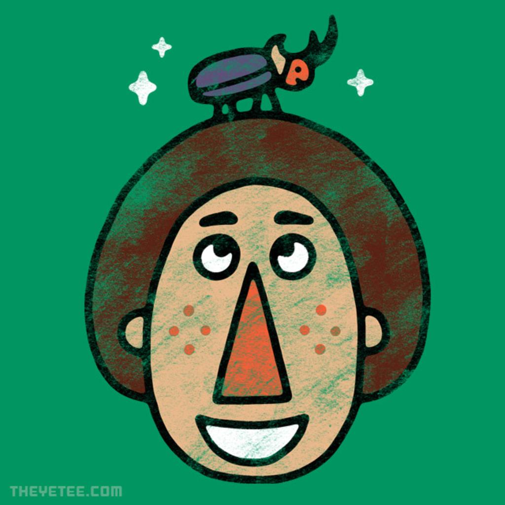The Yetee: Beedle's Beetle