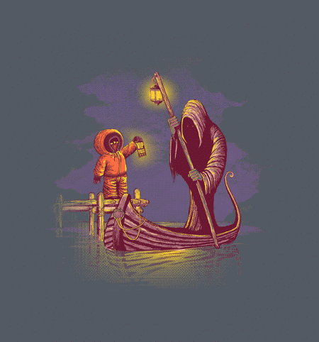 BustedTees: Kenny VIP Pass