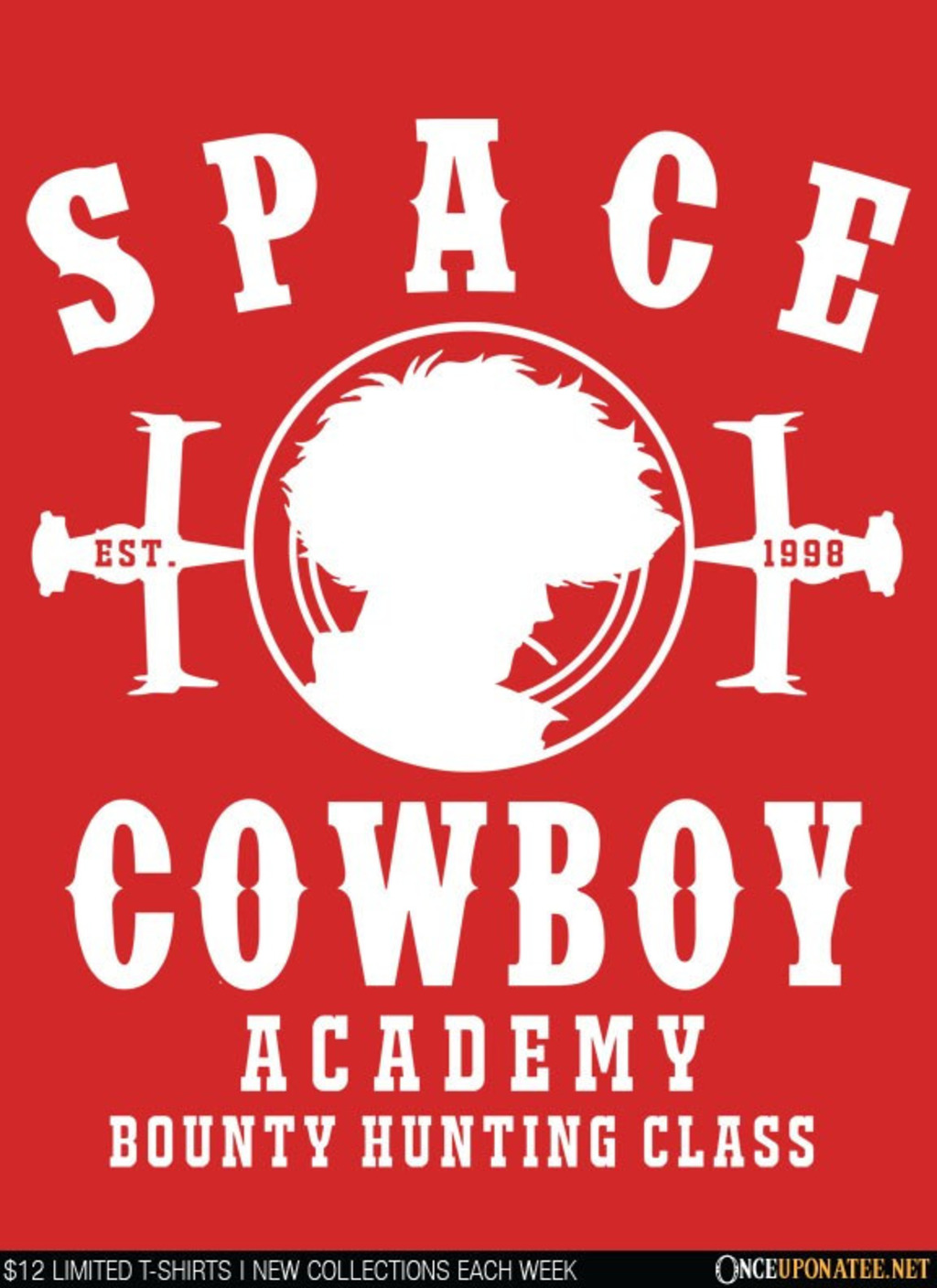 Once Upon a Tee: Space Cowboy Academy