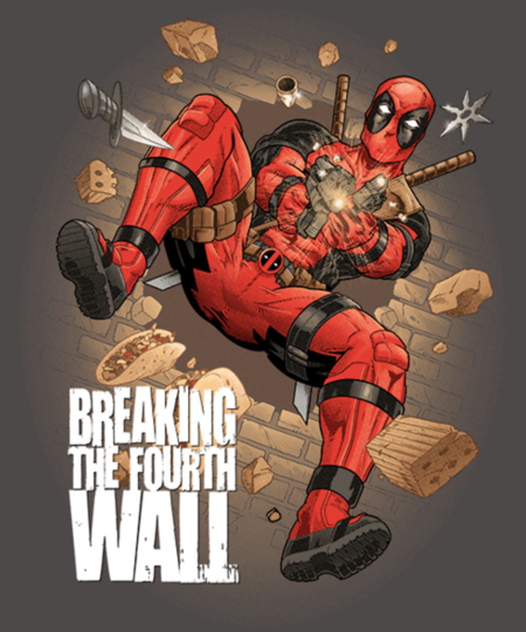 Qwertee: Breaking The Fourth Wall