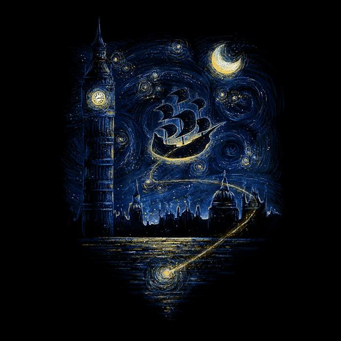 Once Upon a Tee: You Can Fly