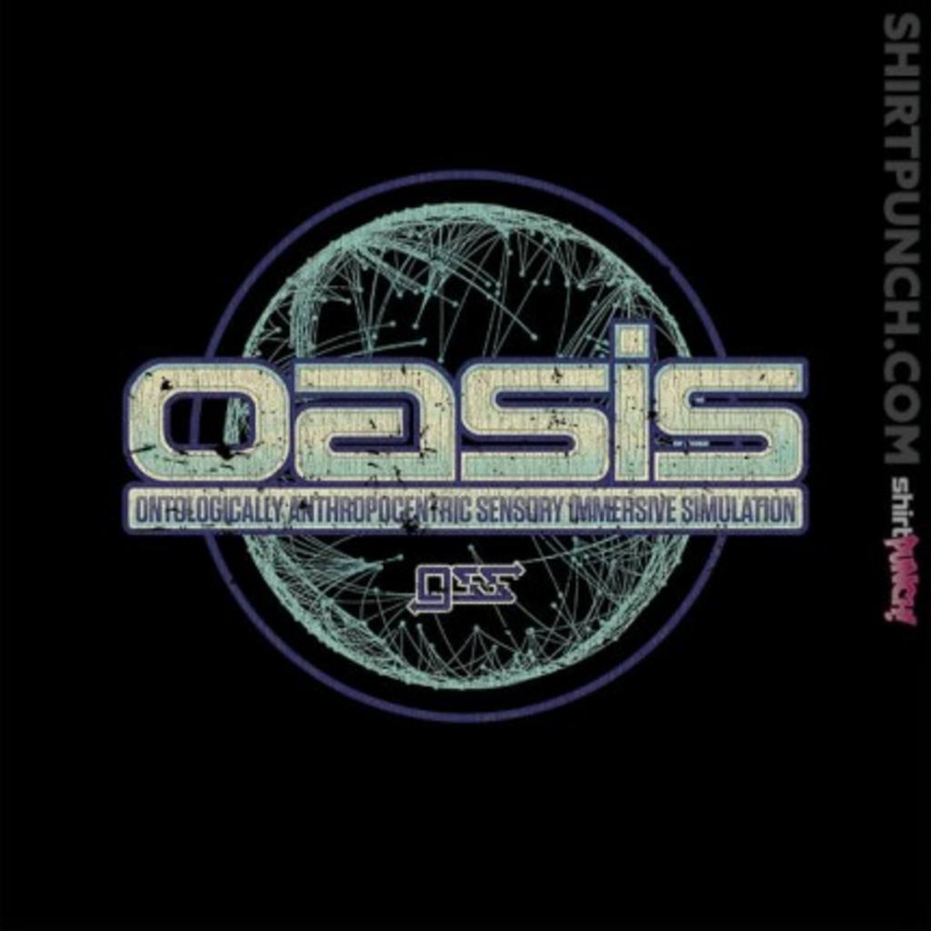ShirtPunch: Oasis